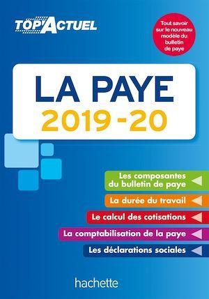 Top'actuel ; la paye (édition 2019/2020)