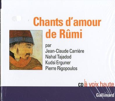 chants d'amour de Rûmi