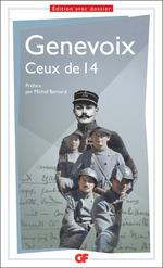 Vente Livre Numérique : Ceux de 14  - Maurice Genevoix