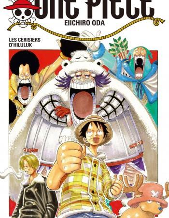 One Piece - édition originale T.17 ; les cerisiers d'Hiluluk