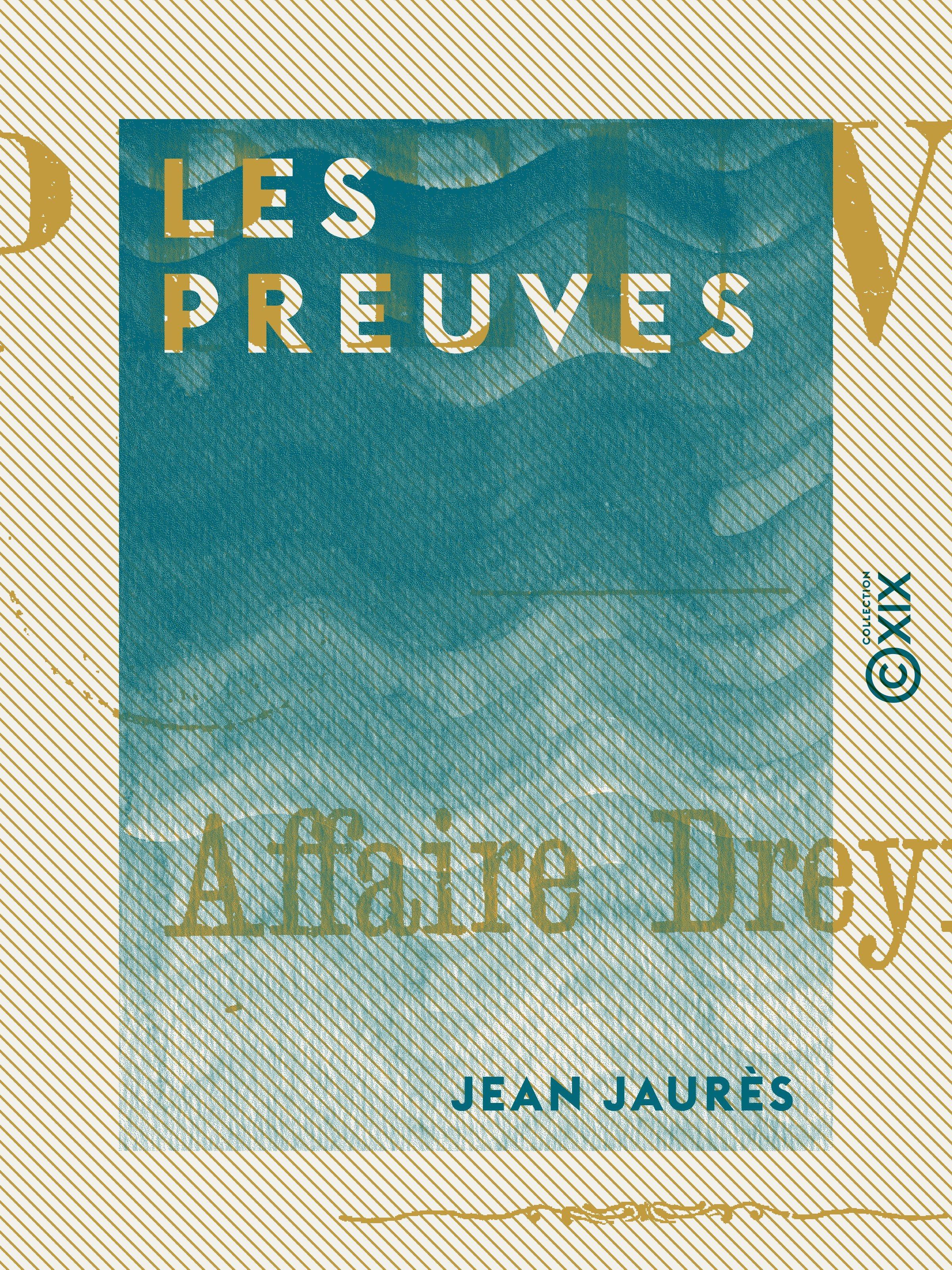Vente EBooks : Les Preuves  - Jean Jaurès