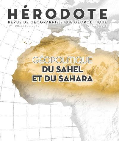 Revue herodote n.172 ; geopolitique du sahel et du sahara