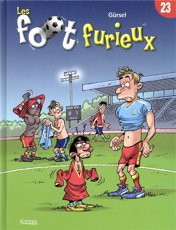 Les Foot Furieux T.23