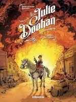 Vente EBooks : Julie Doohan T01  - Luc Brahy - Cyril Saint-Blancat