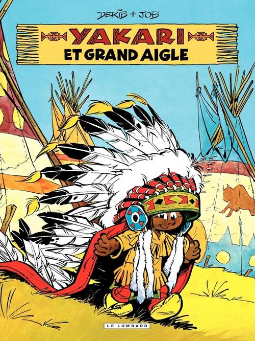 Yakari t.1 ; Yakari et Grand Aigle