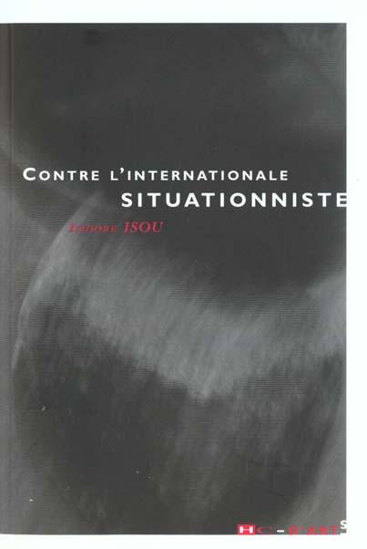 Contre l'internationale situationniste