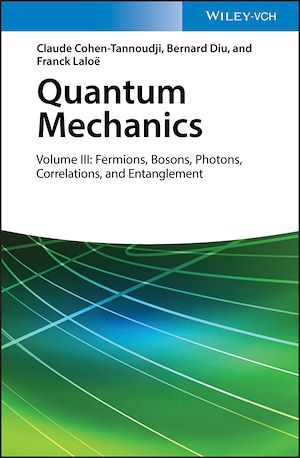 Quantum Mechanics, Volume 3