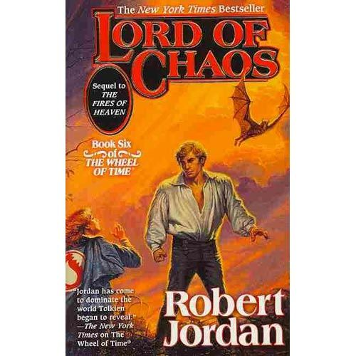LORD OF CHAOS - THE WHEEL OF TIME V.6