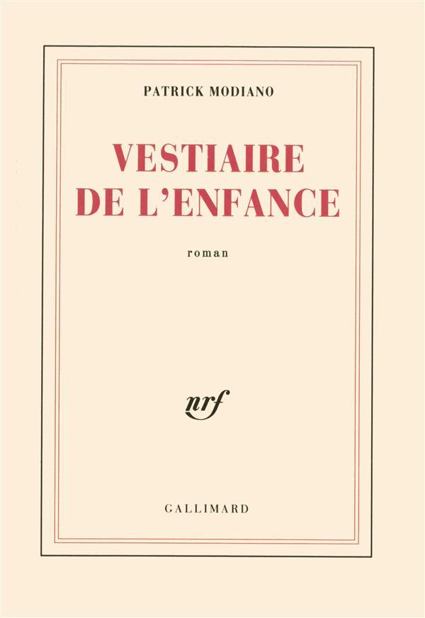 Vestiaire De L'Enfance