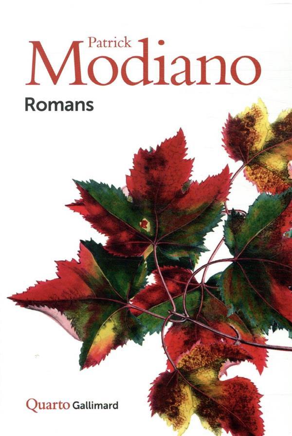 Romans (sous étui)