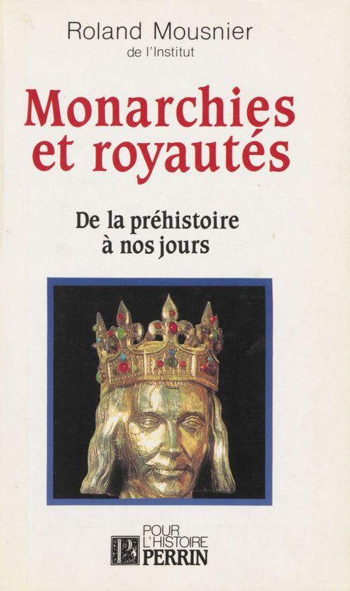 Monarchies et royautes