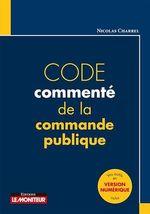 Code commenté de la commande publique  - Nicolas Charrel