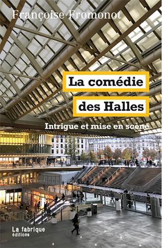 la comédie des Halles ; décor et mise en scène