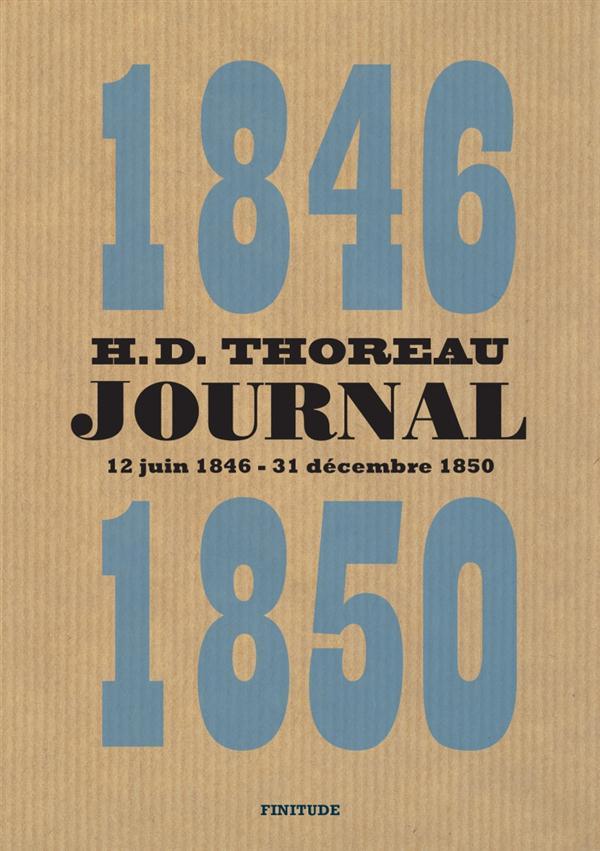 Journal 1846-1850 ; 12 juin 1846 - 31 décembre 1850