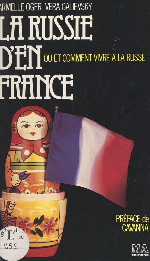 La Russie d'en France