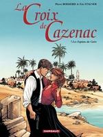 Vente Livre Numérique : La Croix de Cazenac - Tome 7 - Espions du Caïre (Les)  - Pierre Boisserie