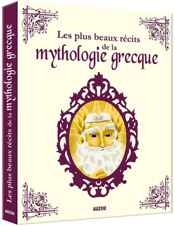 LES PLUS BEAUX RECITS DE LA MYTHOLOGIE GRECQUE BARBARA BRUN / ADELE