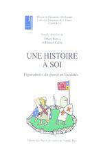 Vente Livre Numérique : Une histoire à soi  - Daniel Fabre - Alban Bensa