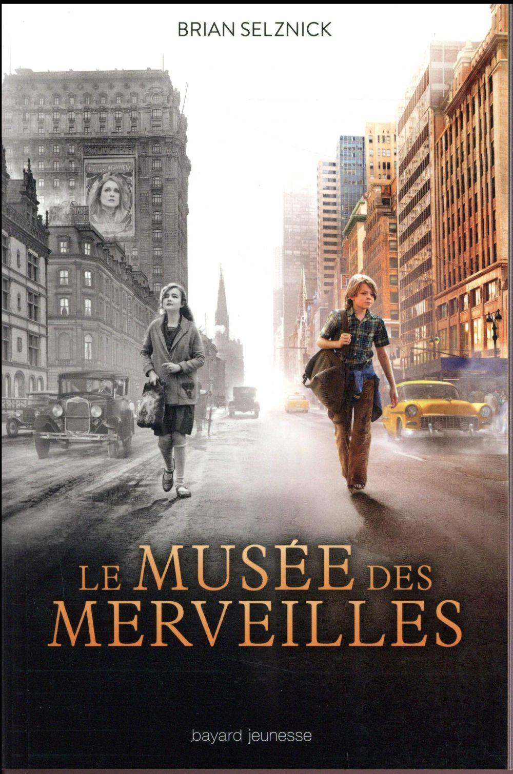 LE MUSEE DES MERVEILLES Selznick Brian