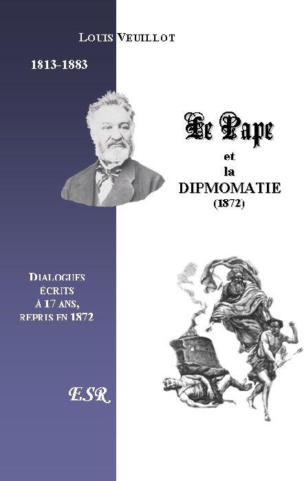 le pape et la diplomatie (1861)