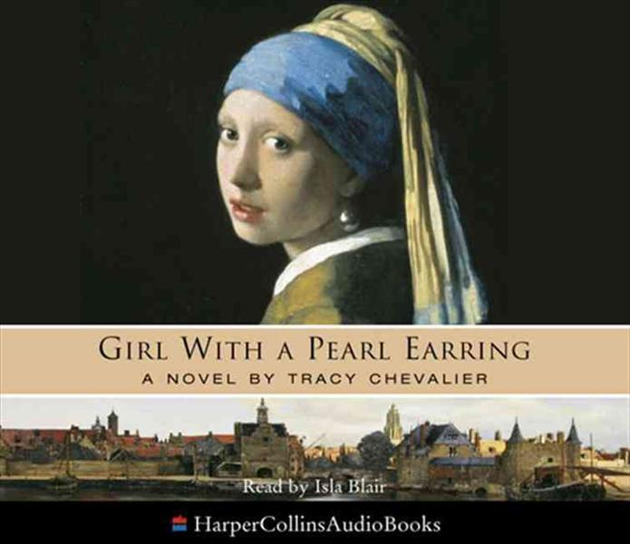 Girl With A Pearl Earring - Abridged 3 Cds