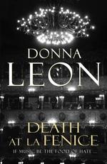 Vente Livre Numérique : Death at La Fenice  - Donna Leon