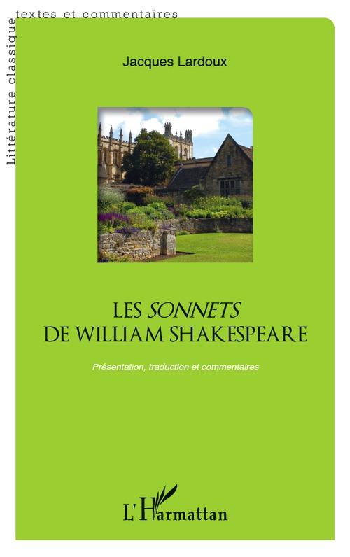 Les sonnets de William Shakespeare