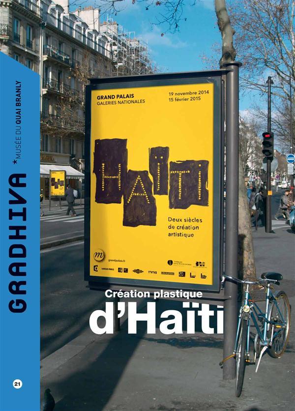 Gradhiva n.21 ; deux siecles de creation artistique haiti