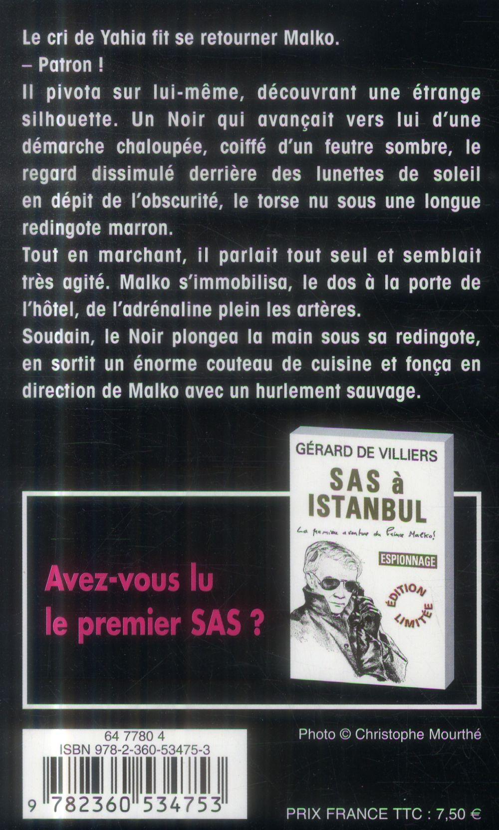 SAS T.185 ; féroce Guinée