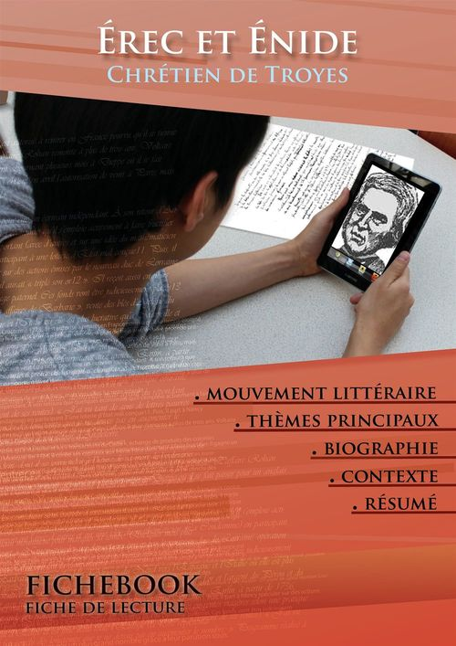 Fiche de lecture Érec et Énide - Résumé détaillé et analyse littéraire de référence