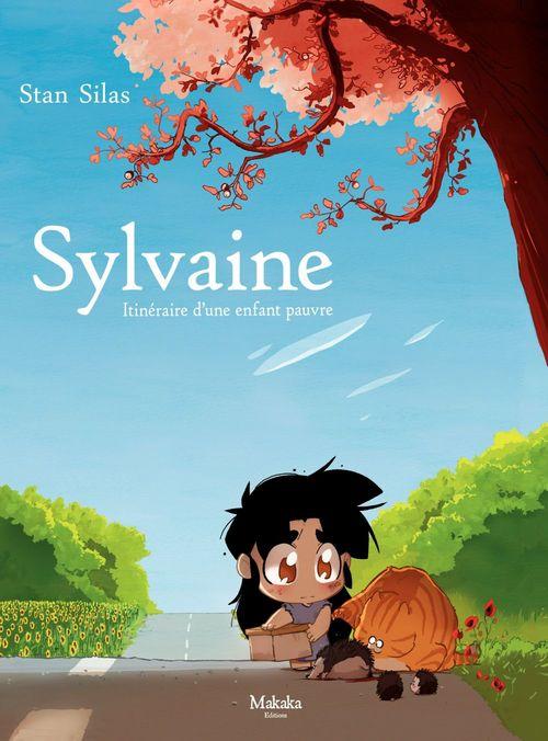 Sylvaine t.1 ; itinéraire d'une enfant pauvre