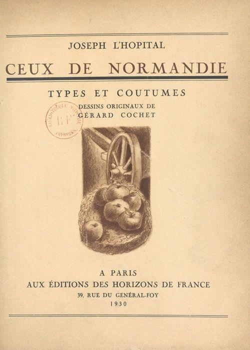 Ceux de Normandie