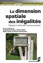 Vente EBooks : Dimension spatiale des inégalités  - Sylvie Tissot - Isabelle Backouche - Vincent Veschambre - Fabrice Ripoll