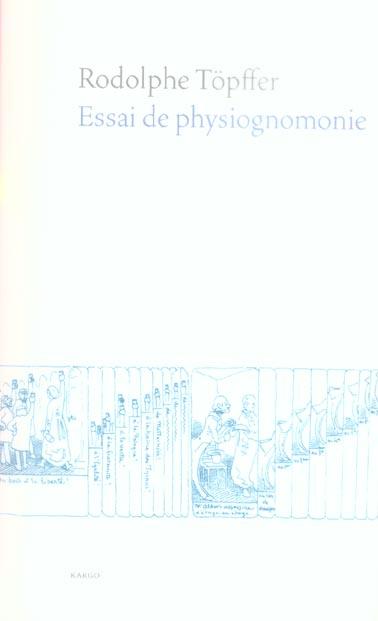 Essai de physiognomonie