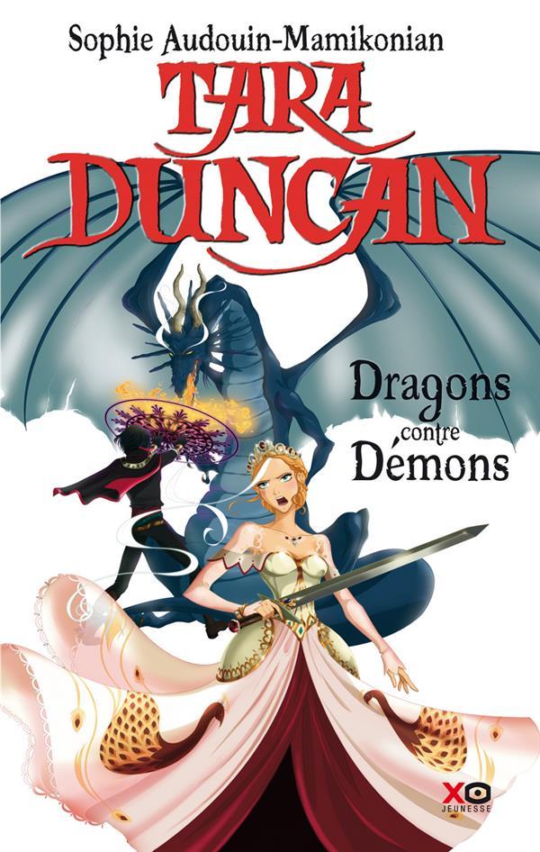 Tara Duncan t.10 ; dragons contre démons