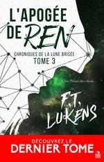 Vente EBooks : L'apogée de Ren  - F.T. Lukens
