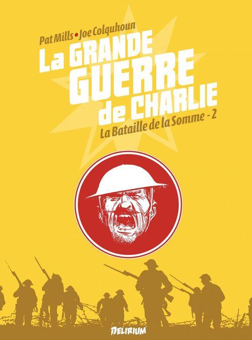 la grande guerre de Charlie t.2