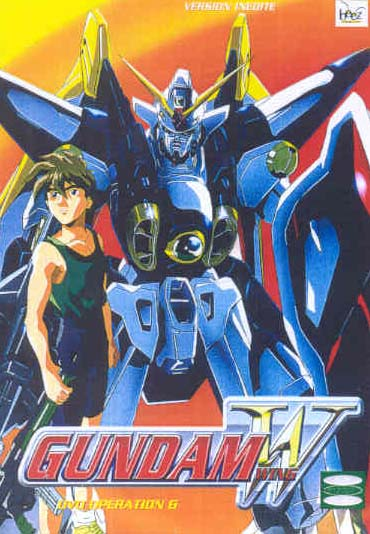 Gundam Wing - Opération 6
