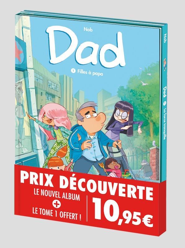 Dad T.7 ; la force tranquille