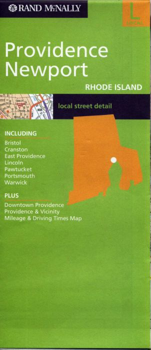 STREETS OF ; Providence Newport (Rhode Island)