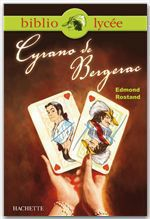 Vente Livre Numérique : Bibliolycée - Cyrano de Bergerac, Edmond Rostand  - Denis Roger-Vasselin - Edmond Rostand
