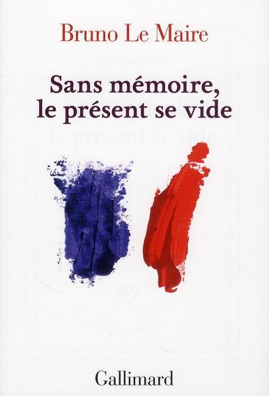 Sans mémoire, le présent se vide