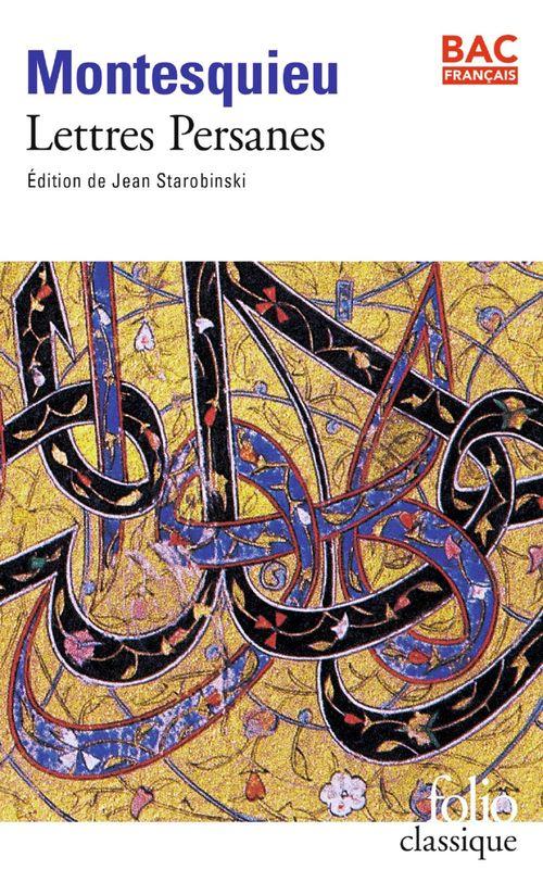 Lettres Persanes (édition enrichie)