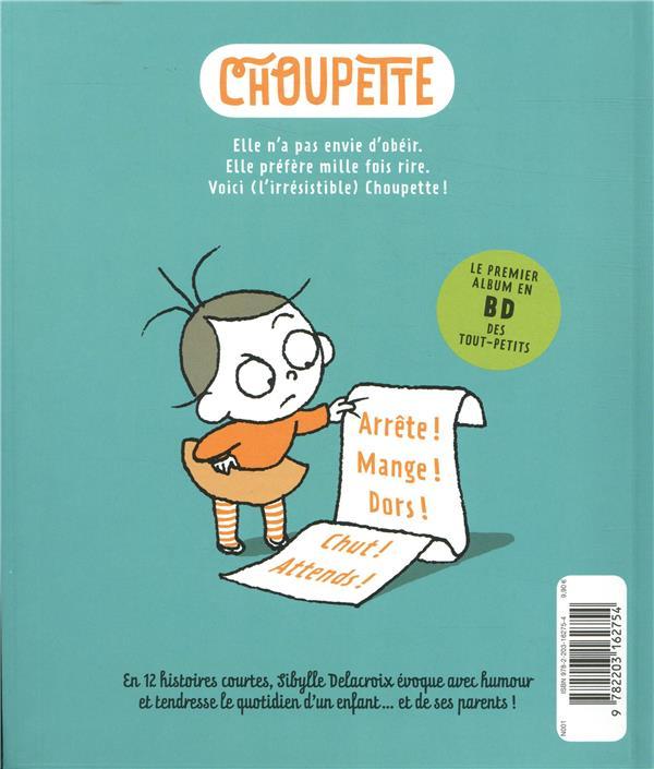 Choupette t.1 ; Choupette, arrête !