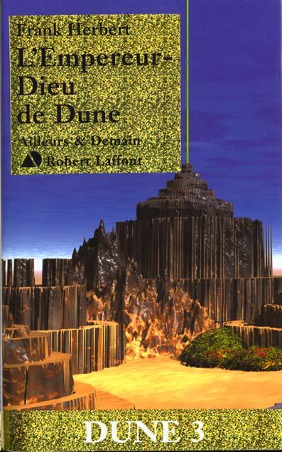 Le cycle de Dune T.3 ; l'empereur-dieu de Dune