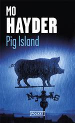 Couverture de Pig island