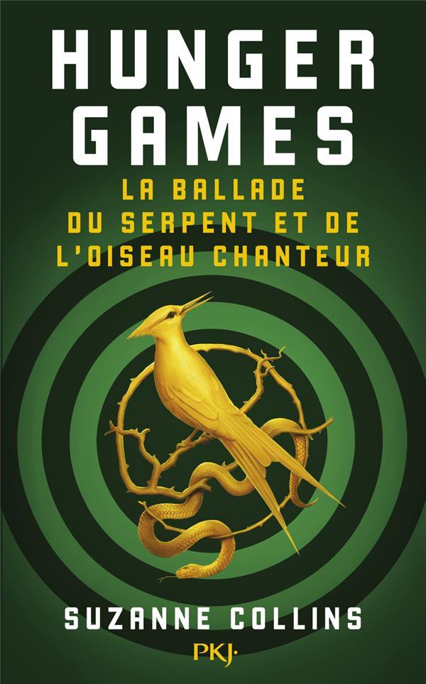 Hunger games ; la ballade du serpent et de l'oiseau chanteur