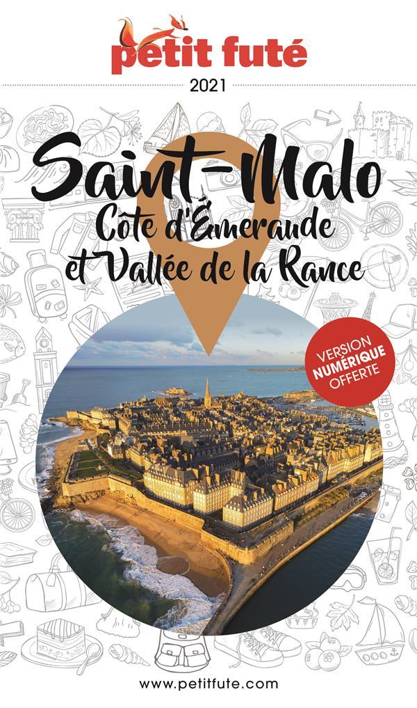 Saint-Malo, Côte d'Emeraude, Vallée de la Rance (édition 2021)