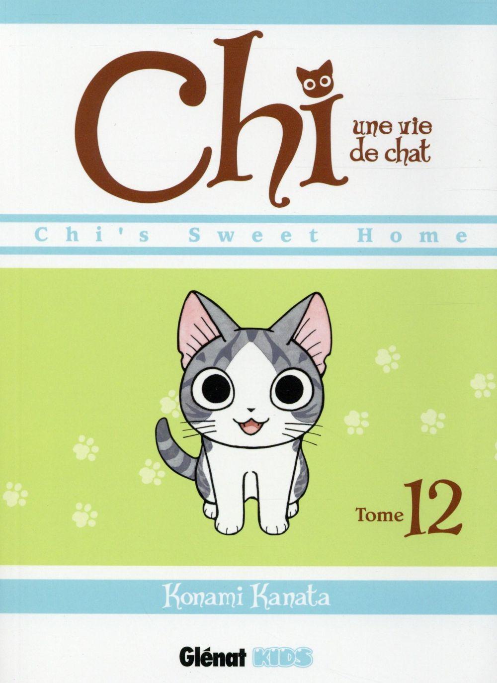 CHI - UNE VIE DE CHAT - TOME 12 Konami Kanata