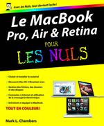 Vente Livre Numérique : MacBook (Pro, Air et Retina) Pour les Nuls  - Mark L. CHAMBERS